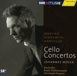 Concerto n°1 H 196 : Allegro moderato - Johannes Moser