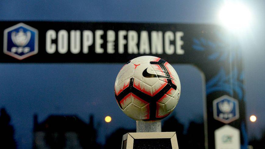Le ballon de la coupe de France