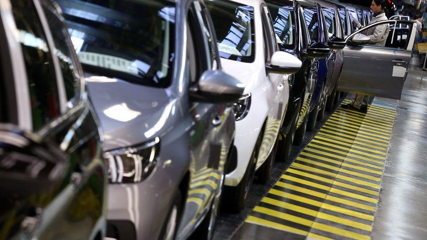 S'il se concrétise, le mariage entre PSA et Fiat Chrysler pourrait avoir un impact sur les lignes de production de l'usine de Sochaux