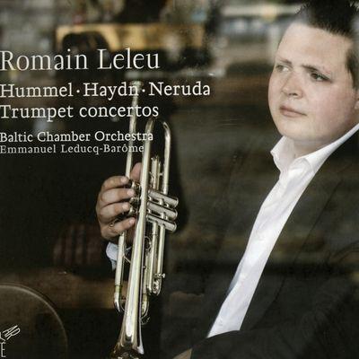 ROMAIN LELEU sur France Musique