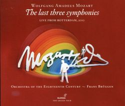 Symphonie n°41 en Ut Maj K 551 (Jupiter) : Allegro vivace