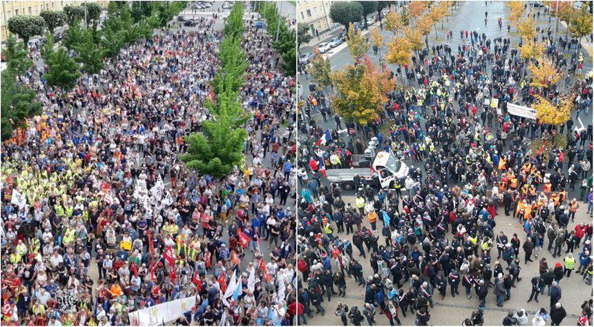 Les rassemblements des 22 juin et 19 octobre à Belfort.