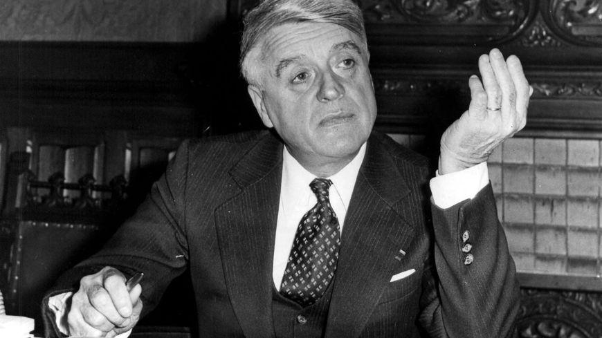 Robert Boulin, ancien maire de Libourne et ancien ministre
