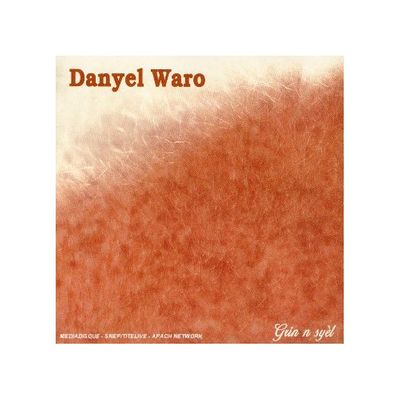 "Pochette de l'album ""Grin n syel"" par Danyel Waro"