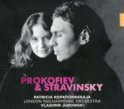 Concerto n°2 en sol min op 63 : Allegro moderato - pour violon et orchestre - PATRICIA KOPATCHINSKAJA
