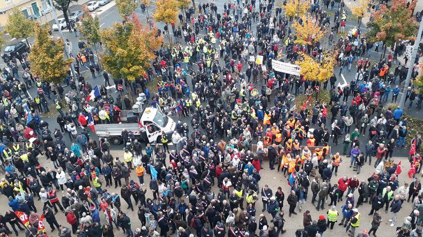 Mobilisation contre le plan social chez GE à Belfort : les manifestants se rassemblent à 14h.