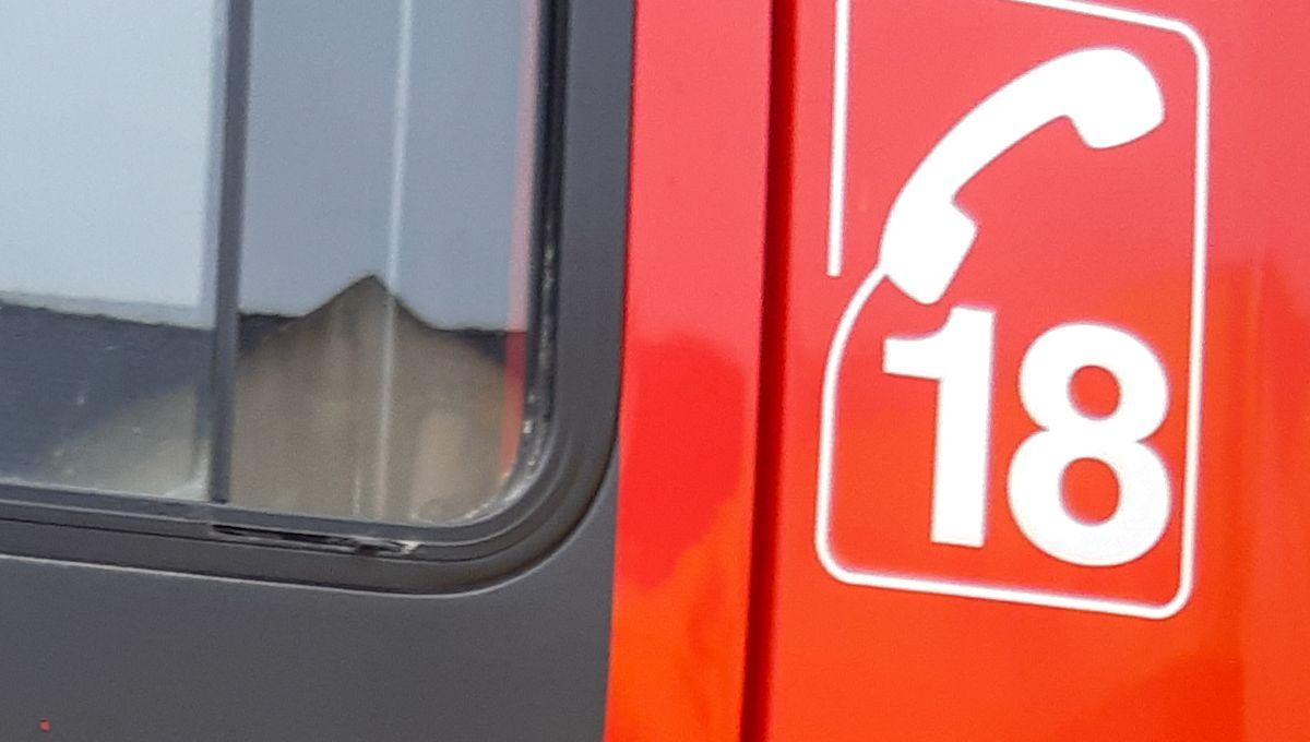 Evette-Salbert : un piéton meurt percuté par un train au passage à niveau