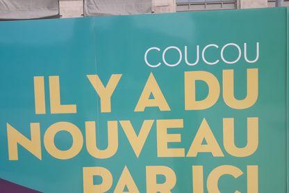 Toulouse-Matabiau changement de standing