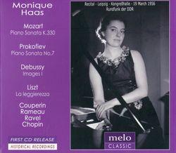 Pièces de clavecin Livre III 18ème ordre en Fa Maj : Le tic toc choc ou les maillotins - version pour piano - MONIQUE HAAS