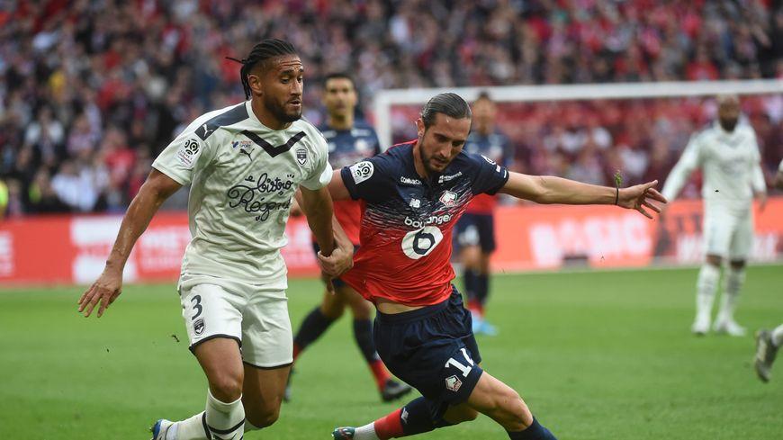 Les Girondins de Bordeaux ont été asphyxiés par Lille.
