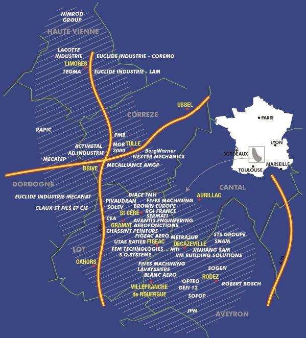 """Le """"croissant de la Mecanic Vallée"""" - Aucun(e)"""