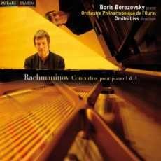 Concerto n°1 en fa dièse min op 1 : Andante - BORIS BEREZOVSKY