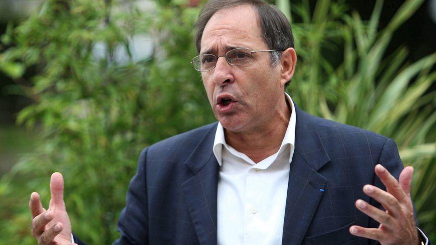Michel Moyrand a été maire de Périgueux de 2008 à 2014