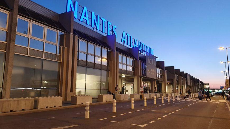 Aéroport de Nantes-Atlantique, à Bouguenais (Loire-Atlantique) (photo d'archives).