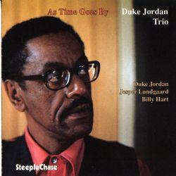As time goes by - DUKE JORDAN TRIO