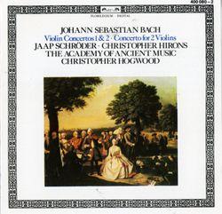 Concerto nº1 en la min BWV 1041 pour violon et cordes : III. Allegro assai - JAAP SCHROEDER