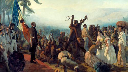 Épisode 4 : Quand les esclaves reprennent le travail