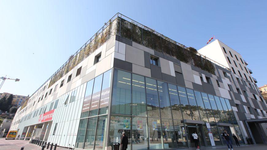 L'hôpital Pasteur de Nice