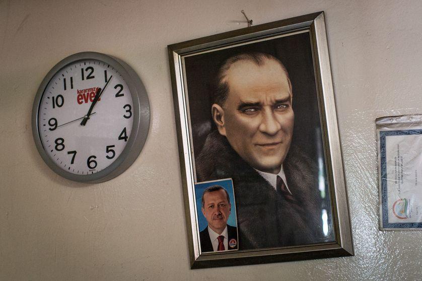 La Turquie, de Mustafa Kemal Ataturk à Recep Tayyip Erdoğan