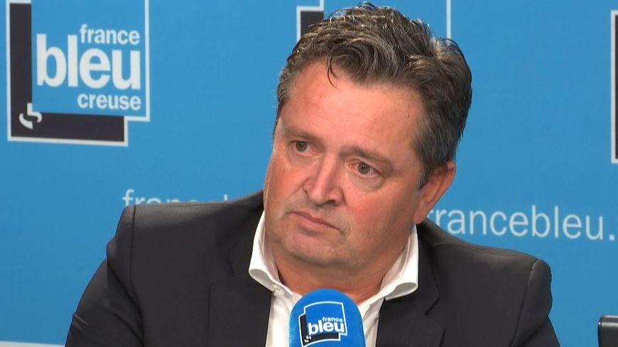 Cyril Victor, président des Républicains en Creuse