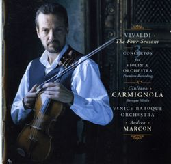 Concerto en Fa Maj op 8 n°3 P 257 RV 293 (L'automne) : 3. Allegro - ANDREA MARCON