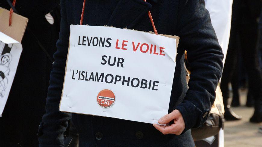 Manifestation contre la haine et la violence contre les musulmans (photo d'illustration)