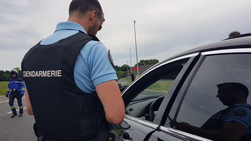 Les gendarmes ont relevé plus de 40 excés de vitesse