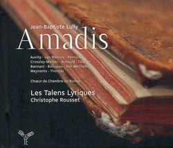 Amadis : Ouverture (Prologue) (instrumental)