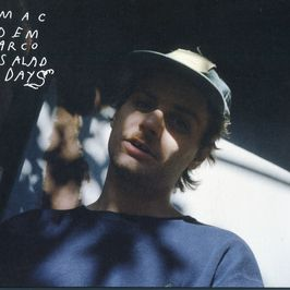 "Pochette de l'album ""Salad days"" par MAC DEMARCO"
