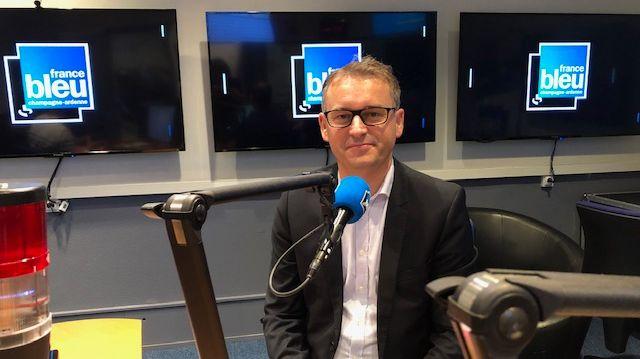 Eric Quénard, candidat à Reims pour les municipales 2020