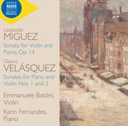 Sonate pour violon et piano op 14 : 4. Vivace - EMMANUELE BALDINI