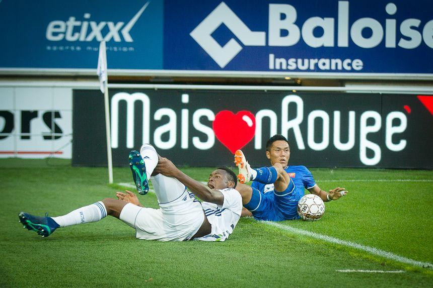 Lors d'un match amical de juillet 2018 face à La Gantoise, Mohamed Simakan s'est gravement blessé au genou. Bilan : rupture des ligaments croisés. Un épisode douloureux désormais derrière le joueur.