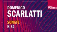 Scarlatti : Sonate pour clavecin en ré mineur K 32 L 423 (Aria), par Justin Taylor