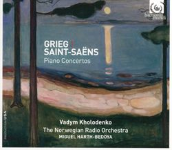 Concerto en la min op 16 : Allegro molto moderato - VADYM KHOLODENKO