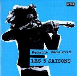 "Concerto en sol min op 8 n°2 P 336 RV 315 """"L'été"""" : Presto - Nemanja Radulovic"