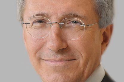 Martin Vial, commissaire aux participations de l'Etat