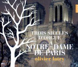 Boléro sur un thème de Charles Racquet - pour orgue et percussions - OLIVIER LATRY