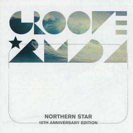 """Pochette de l'album """"Northern star 15th anniversary edition"""" par Groove Armada"""