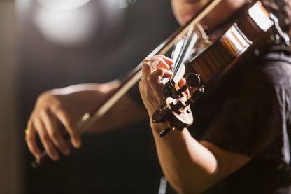 Le violon pour diminuer la délinquance