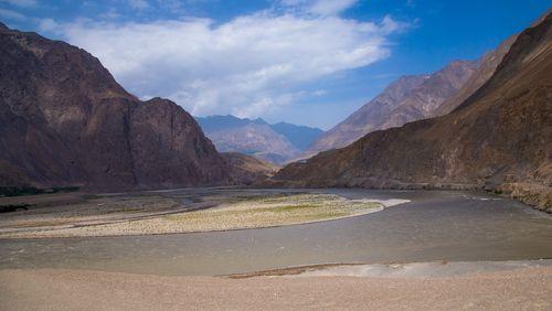 De Ferghana à Vorukh : cartographier l'Asie centrale