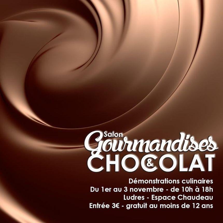 Salon Gourmandises et Chocolat