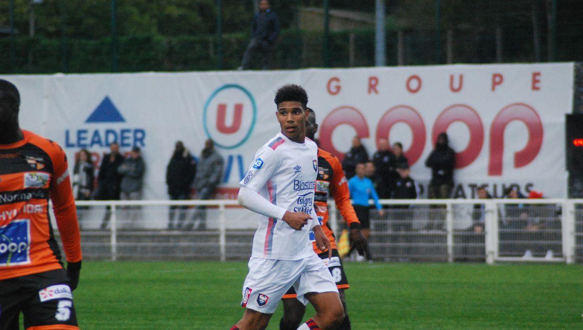SM Caen - La semaine bien remplie de Nicholas Gioacchini
