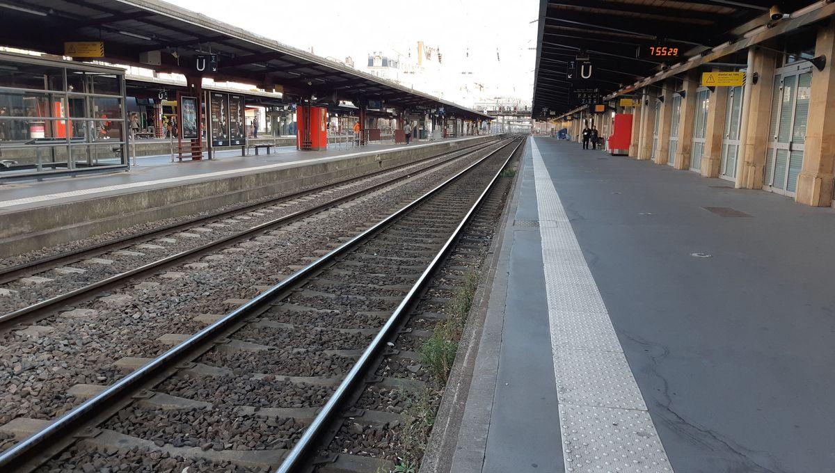 La circulation des trains interrompue entre Aubagne et Toulon
