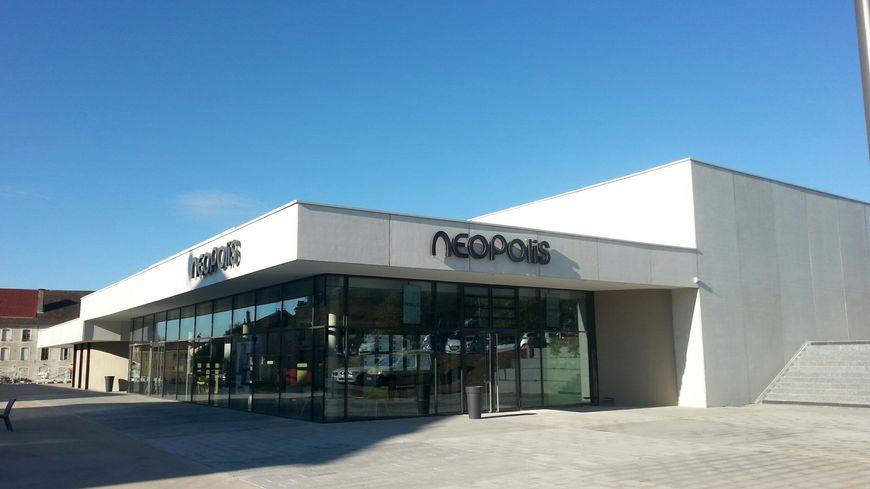 Le cinéma Néopolis, peu après son ouverture il y a un an