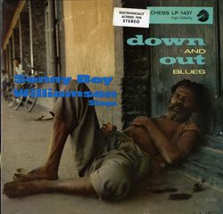 I don't know - SONNY BOY WILLIAMSON