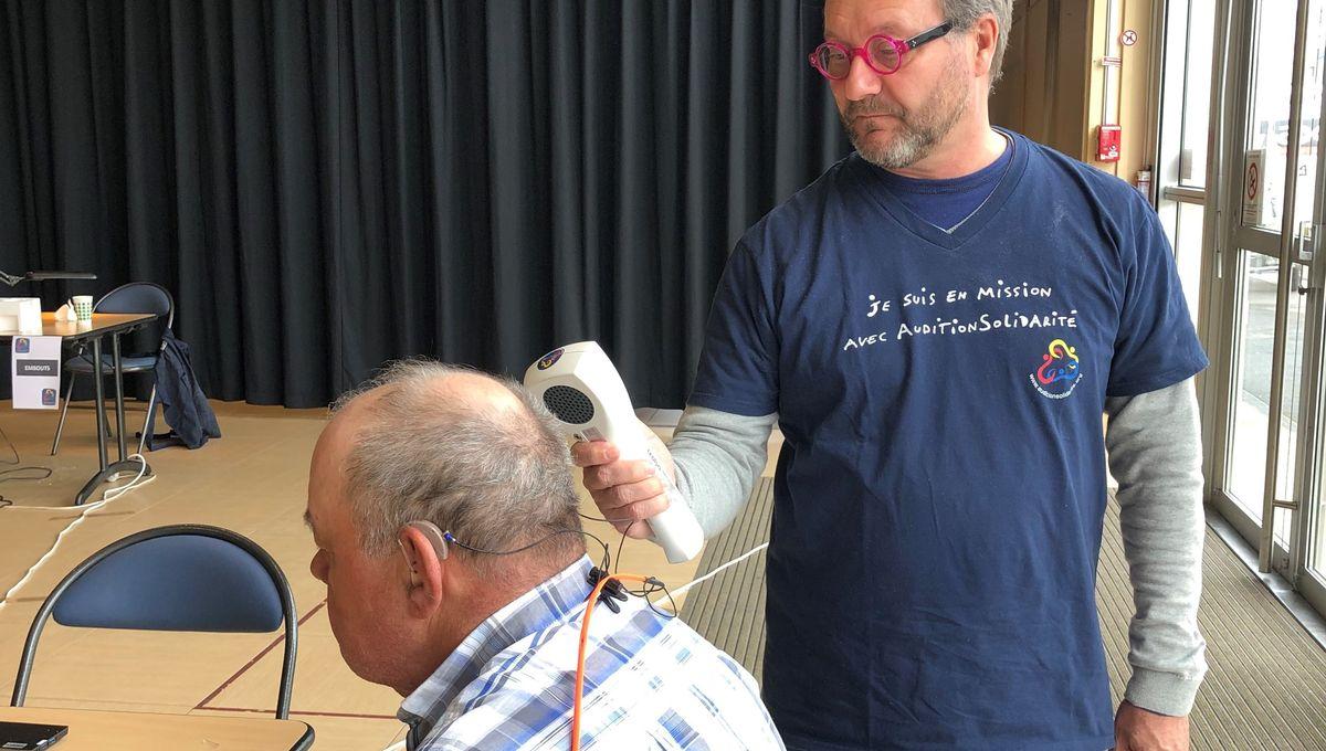 Des prothèses auditives gratuites pour les personnes vulnérables à Granville ce jeudi