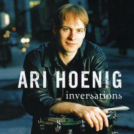 """Pochette de l'album """"Inversations"""" par Ari Hoenig"""