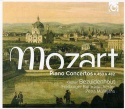 Concerto pour pianoforte n°17 en Sol Maj K 453 : 1. Allegro - KRISTIAN BEZUIDENHOUT