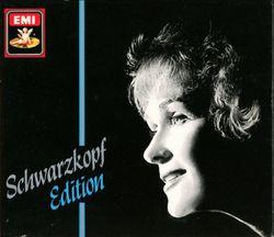 Cantate BWV 199 Mein Herze schwimmt im Blut : Tief gebückt und voller Reue (Air) - ELISABETH SCHWARZKOPF