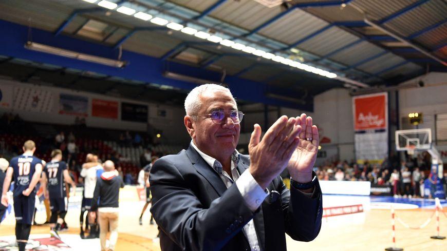 Roanne et son président reçoivent l'ASVEL pour LE derby dimanche à Vacheresse.